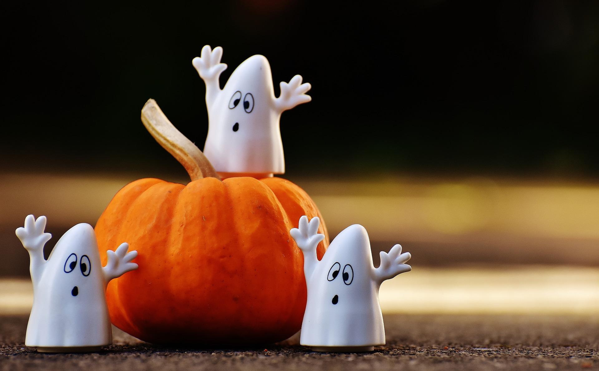 Halloween im JuKS am 18. Oktober 2018
