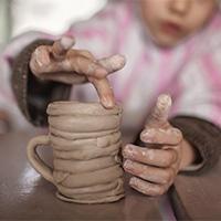 Töpferkurs für Kinder
